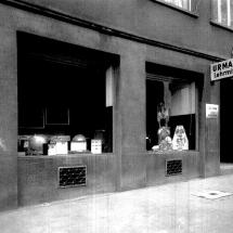 Ehemaliger Firmensitz in der Adolf-Fischer-Straße 6 in Köln